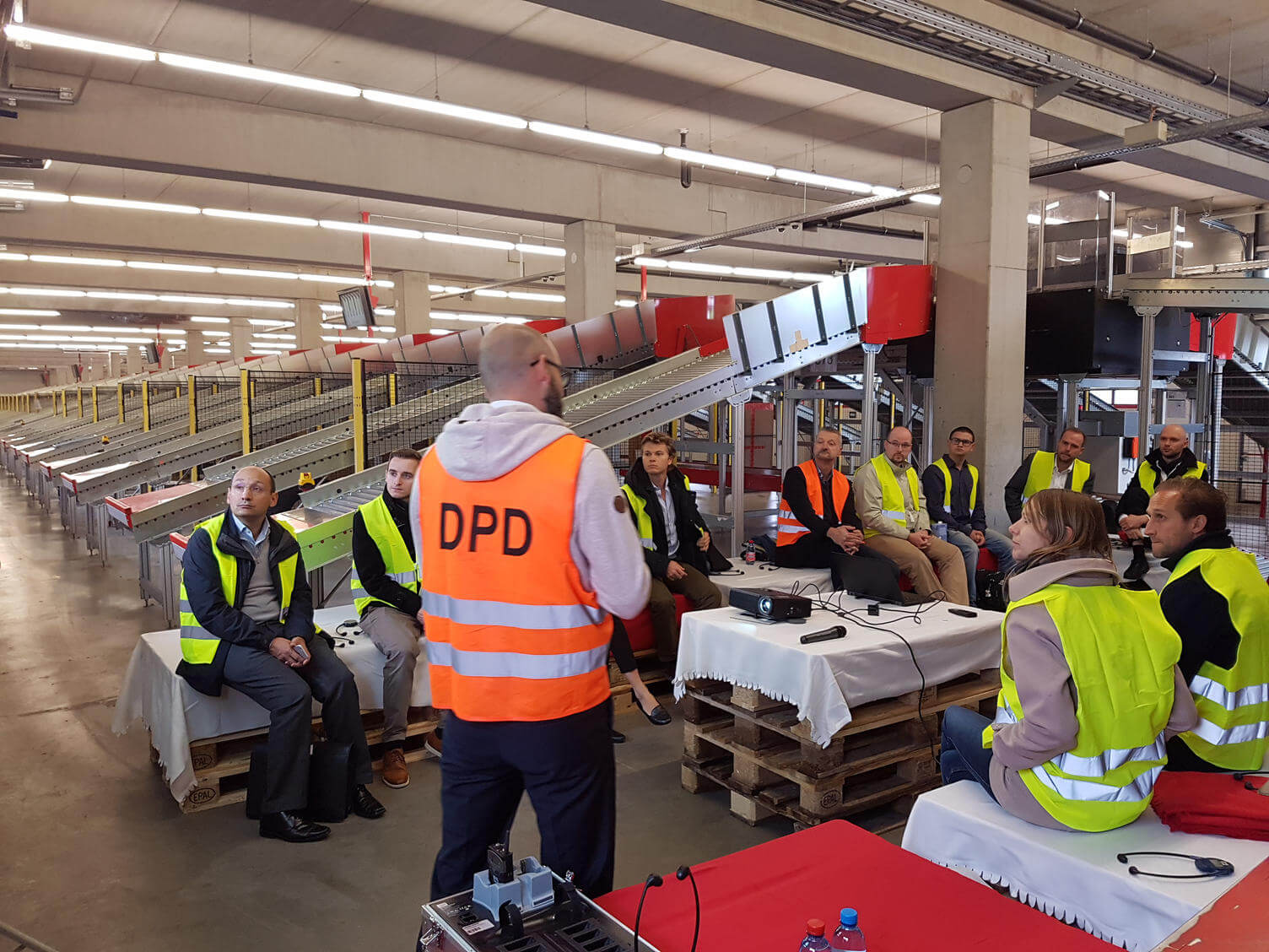 Inspire 925 organizes Innovation Day at DPD Switzerland